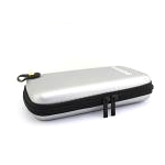 Shisha Time Rectangle Bag in Silver