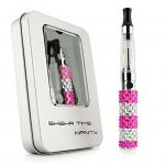 Diamond Ce4 (Tin Packing) 650mAh in Pink & White Horizontal