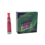Shisha Time Ce4 Atomiser Standard Quality in Red