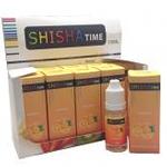 10pcs Box of Orange Flavour Liquid 0mg 10ml - Shisha Time