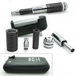 K100 Electronic Vaporiser Kit 900mAh & 2000mAh in Black