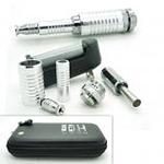 K100 Electronic Vaporiser Kit 900mAh & 2000mAh in Silver
