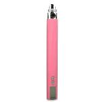 Battery for Ego-Vv Vaporiser 650mAh in Pink
