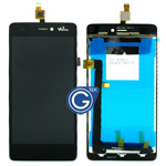 WIKO Highway Signs Complete LCD and digitizer in black