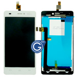 WIKO Highway Signs Complete LCD and digitizer in white