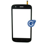 Wiko Five Digitizer Touchpad in Black