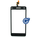 Wiko Rainbow Digitizer Touchpad in Black