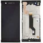 Genuine Sony Xperia XA1 (G3112, G3121) lcd and touchpad in Black - P/N:78PA9100100