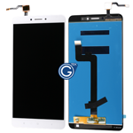 Xiaomi Max LCD annd Touchpad Assembly in White - HQ