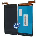 Huawei Y6 Complete LCD and Digitizer in Black-HQ