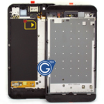 Blackberry Z10 Genuine Centre Board Complete with parts in Black