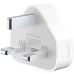 Genuine Apple A1399 3 Pin USB Adaptor Bulk New for iPhone 6, iPhone 5S, iPhone 5C, iPhone 5, iPod touch 5