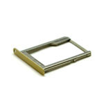 Genuine Samsung SM-A500F Galaxy A5 SD Card Tray in Gold (Grade A)