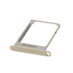 Genuine Samsung SM-A500F Galaxy A5 Sim Card Tray in Gold- Samsung part no: GH61-08203F (Grade A)