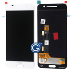 HTC One A9 Complete LCD and Digitizer Assembly in White