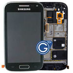 Genuine Samsung i8160 Galaxy Ace 2 Complete Lcd with Digitizer and Frame in Black (Grade A)