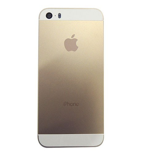 iPhone 5S Back Cover Housing in Gold