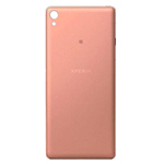 Genuine Sony Xperia XA (F3111), Sony Xperia XA Dual (F3112) Back Cover in Rose Gold- Sony part no: 78PA3000020