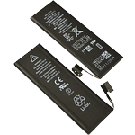 Genuine iPhone 5 Li-ion Polymer Battery 3.8V APN:616-0613 1440mAh