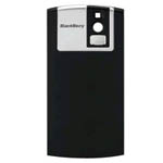 Genuine BlackBerry Pearl 8100 Battery Door - Black - ASY-11502-001