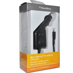Genuine Blackberry Car Charger ASY-18083-001 12V Micro USB - Retail Blister packed