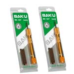 Baku BK-327 6 In 1 Screwdriver Set