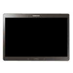 Genuine Samsung SM-T800 Galaxy Tab S 10.5 Complete Lcd with Digitizer Touchpad in Grey-Samsung part no: GH97-16028D