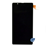 Genuine Microsoft Lumia 540 Dual Sim Complete Display LCD with Digitizer Touchscreen- Microsoft part no: 4852208