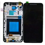 Genuine Google Nexus 5X, LG Nexus 5X H790  Complete LCD with digitizer and front cover unit black- Part code: ACQ88485501