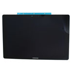 "Genuine Samsung SM-W700 TabPro S 12.0"" Complete Lcd with Digitizer in Black-Samsung part no: GH97-18648A"