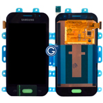 Genuine Samsung SM-J110 Galaxy J1 Ace lcd and touchpad in Black - Part no: GH97-17843B