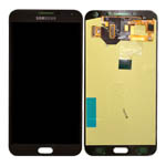 Samsung SM-E700 Galaxy E7 Complete Lcd with Digitizer Touchscreen in Black - Part no: GH97-17227C