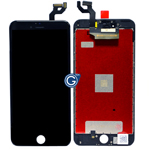 iPhone 6S Plus Complete LCD with Touchpad and Frame in Black- High Quality part