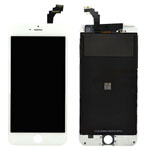 iPhone 6 Plus lcd and touchpad assembly in White - Compatible HQ