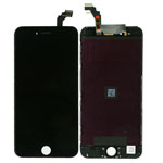 iPhone 6 Plus lcd and touchpad assembly in black - Compatible lcd screen
