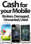 A2 Cash for your mobile broken damaged unwanted used poster