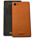 Genuine Sony D2202 Xperia E3 Battery Cover COPPER RZ2- Sony part no: A/405-59080-0005