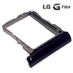 Genuine LG G-flex (D955) Sim Card Holder - LG Part number: ABN74058501