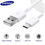 Genuine Samsung Type C to USB Data Cable Bulk - Part no: EP-DN930CWE