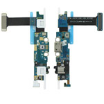 Genuine Samsung SM-G925F Galaxy S6 Edge - Flex Board Micro USB Connector + Microphone - Samsung part no : GH96-08226A