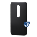 Motorola G3 Battery Cover in Black