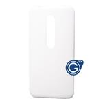 Motorola G3 Battery Cover in White