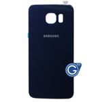Samsung Galaxy S6 SM-G920F Battery Cover in Sapphire Black Highest Quality