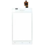 Genuine  Sony C1505 Xperia E  Touchscreen / Lens (White)- Sony part no: A/336-0000-00115