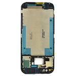 Genuine HTC One (M8) Dual Sim LCD Bracket / Display Frame Black- HTC part no:74H02664-01M