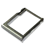 HTC One Mini 2 (M8MINn) - SD Card Tray Silver-Part no: 72H08342-01M