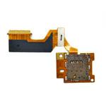 Genuine HTC One (M9) Sim Card Reader Flex-Cable-HTC part no: 51H20675-00M
