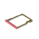 Genuine HTC One M8 SD Tray in Pink (Grade A)
