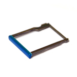 Genuine HTC One M8 SD Tray in Blue (Grade A)