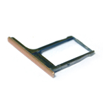 Genuine HTC One M8 Sim Card Tray in Gold (Grade A)